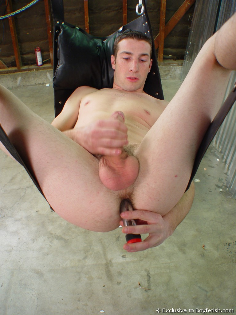 from Curtis free young gay fetish