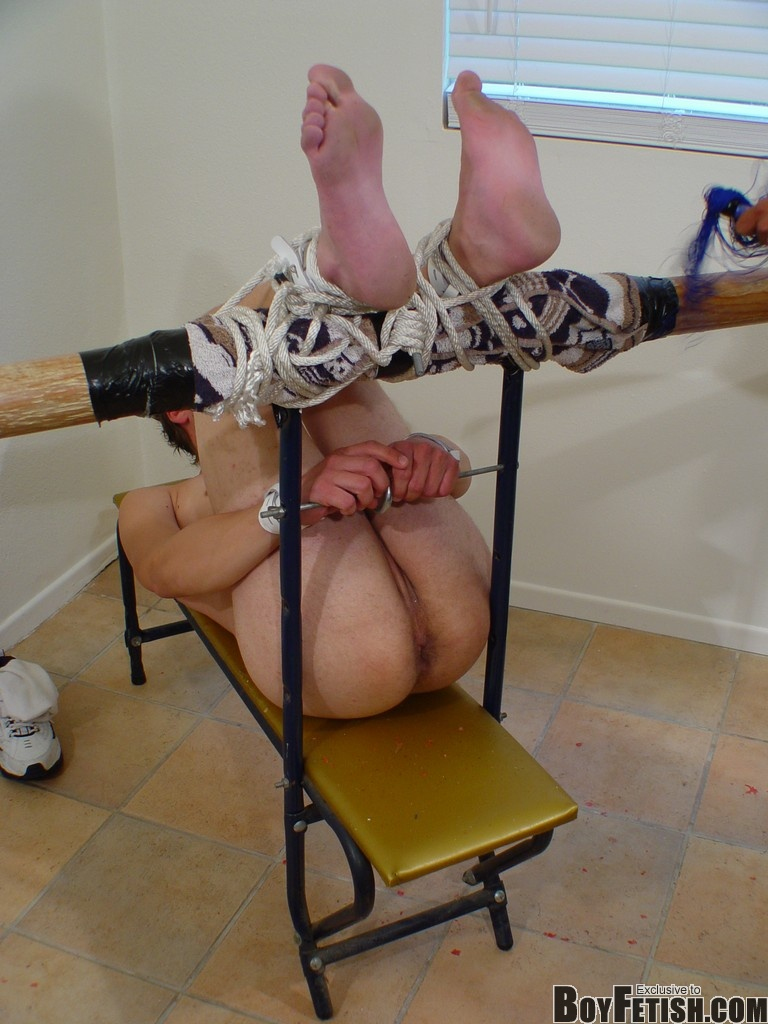 Gay bondage twink gallery #9