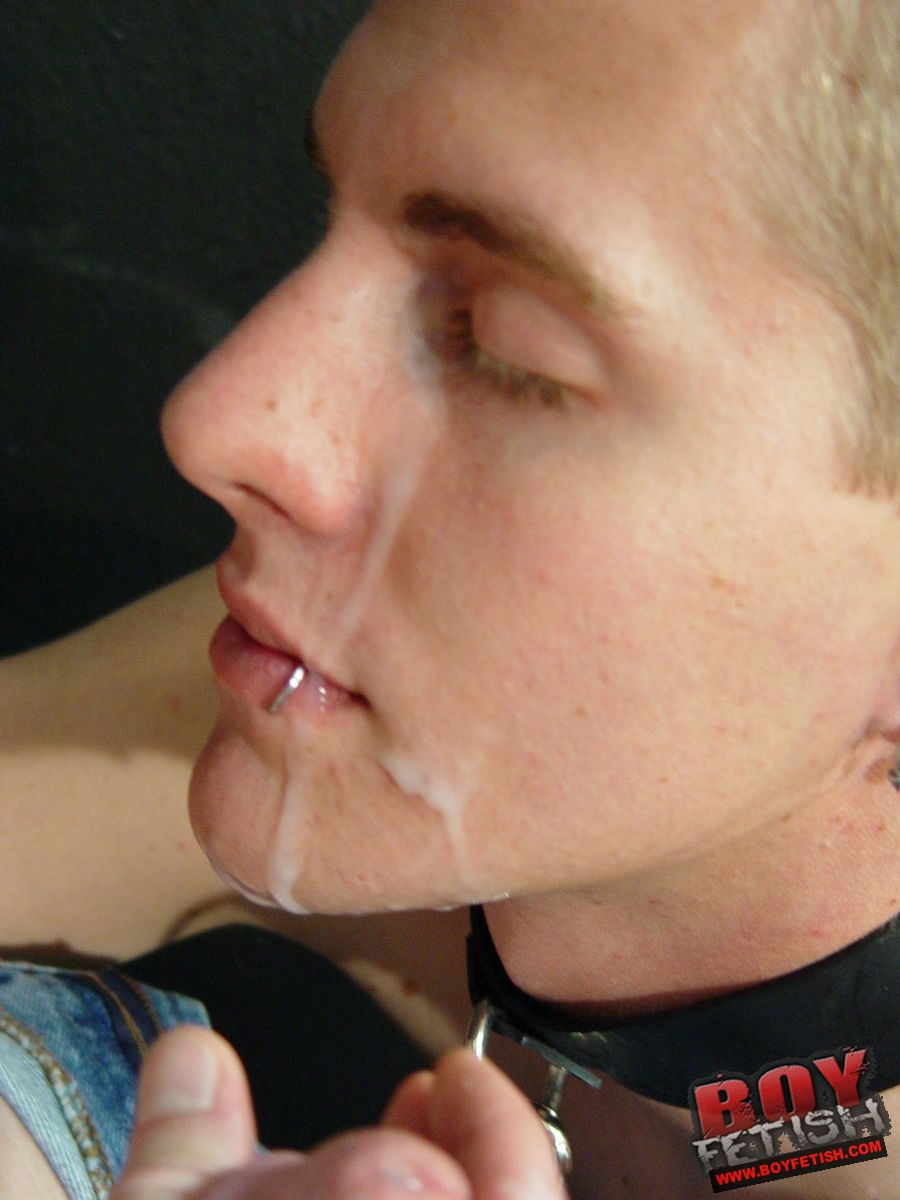 Free videos of gay boys facials