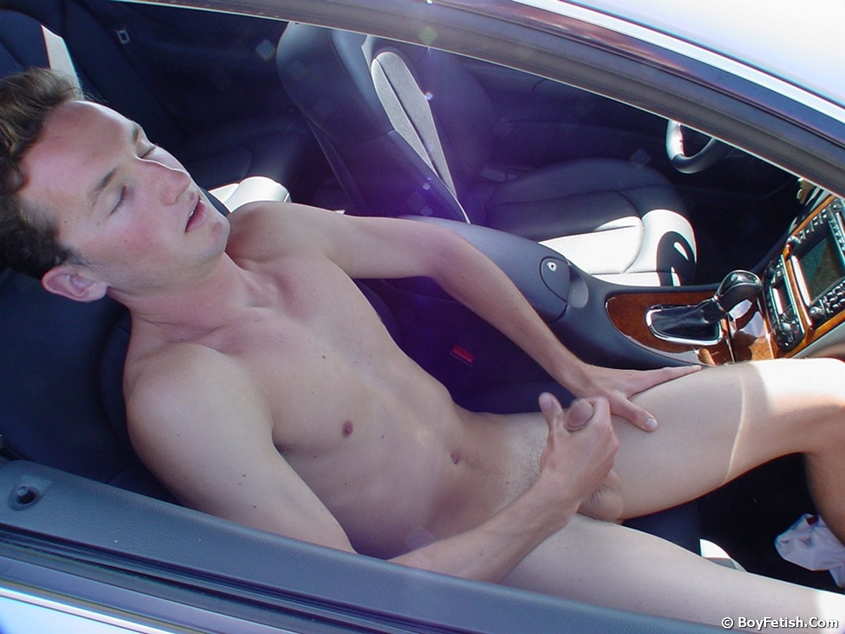Men Jerking In Cars