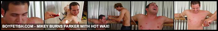 Hot Wax Torture